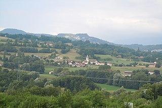 Avressieux Commune in Auvergne-Rhône-Alpes, France