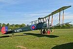 Avro 504K 'E3273' (G-ADEV) (31088499831).jpg