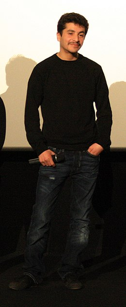 Aymen Saidi at the premiere of the french movie l Assaut.jpg