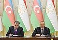 Azerbaijan-Tajikistan documents signed.jpg