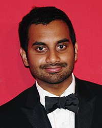Aziz Ansari, April 2012