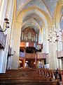 Bützow Stiftskirche Langhaus Orgel 2013-09-06.jpg
