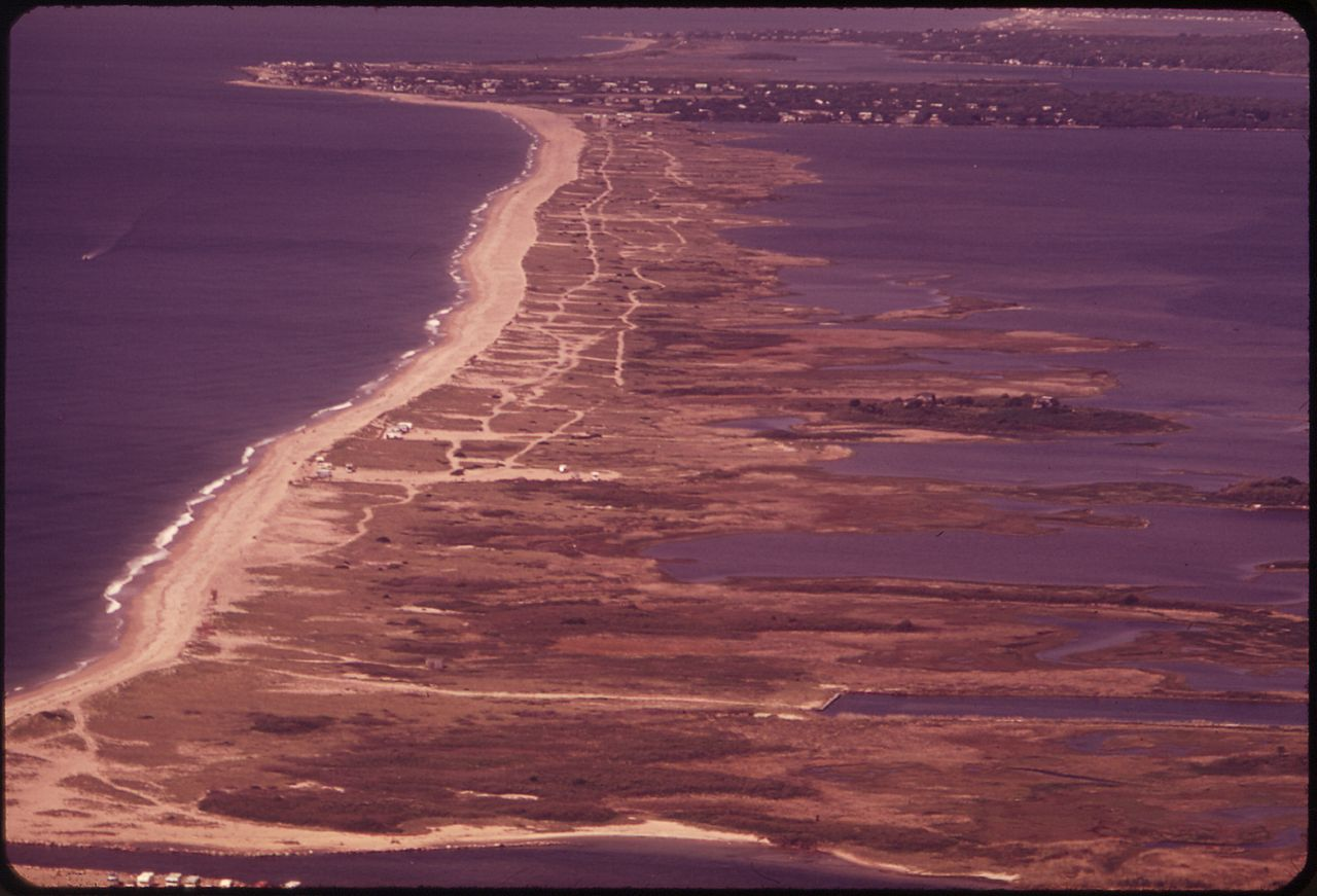 A history and geography of padre island a barrier island in the united states