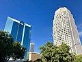 BB&T Tower and Wachovia (Wells Fargo) Center, Winston-Salem, NC (49030483693).jpg