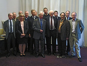BBC Micro - The BBC Micro team in 2008