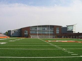 Doyt Perry Stadium - Endzone Facility 2008