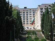 Helena Sands Hotel Sunny Beach Bulgaria