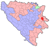 BH municipality location Milici.png