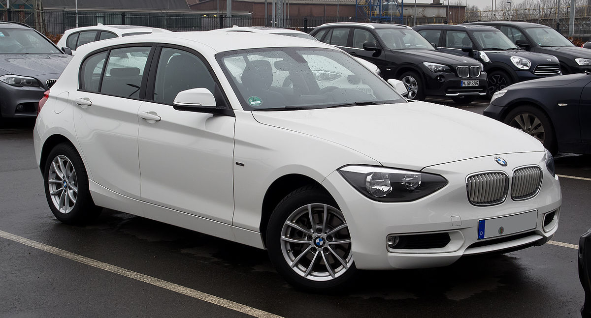 BMW 1 Series Wikipedia