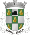 Coat of arms of Lamas