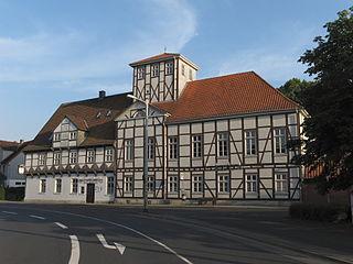 Ölper Stadtteil of Braunschweig in Lower Saxony, Germany