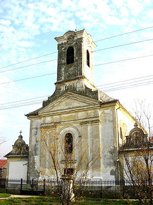 Bački Brestovac - Image: Bački Brestovac, Catholic Church