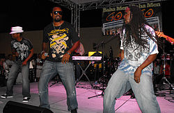 Baha Men in concerto