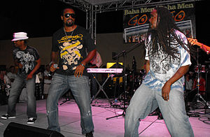 Baha Men - Baha Men performing in June 2010
