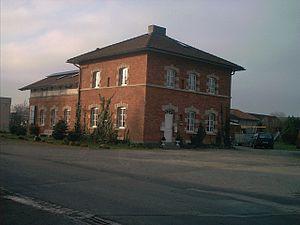 Aidenbach - Aidenbach train station