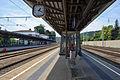 Bahnhof Vöcklabruck Bahnsteig 002.JPG