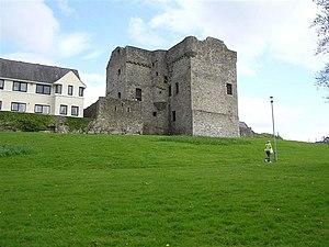 Lisnaskea - Castle Balfour, Lisnaskea