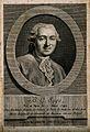 Balthazar Georges Sage. Line engraving by J. Beauvarlet afte Wellcome V0005174.jpg