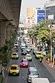 Bangkok traffic (11900394825).jpg