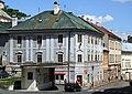 Banská Štiavnica - old bulding in center.jpg