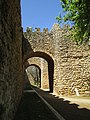 Barbican towers of Castelo de Lagos, 14 April 2016 (9).JPG