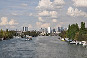 Barge Dole on the river Seine in Saint-Cloud 005.JPG