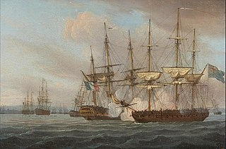 Battle of the Basque Roads 1809 naval battle between the British and the French