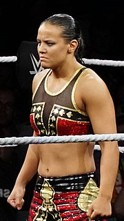 Shayna Baszler American professional wrestler and former mixed martial artist