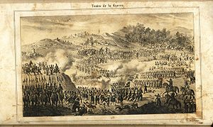 Second Carlist War - The Battle of Pasteral, 1849.
