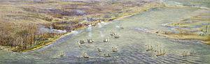 Battle of York - Image: Battle of York airborne