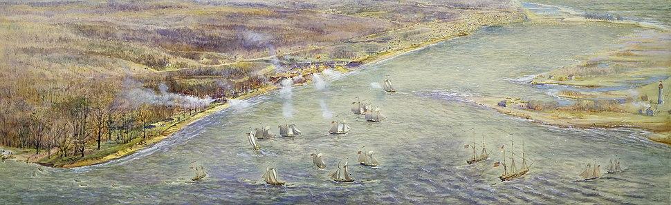 Battle of York airborne
