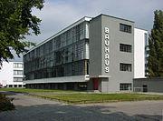 Η σχολή Bauhaus το 1993