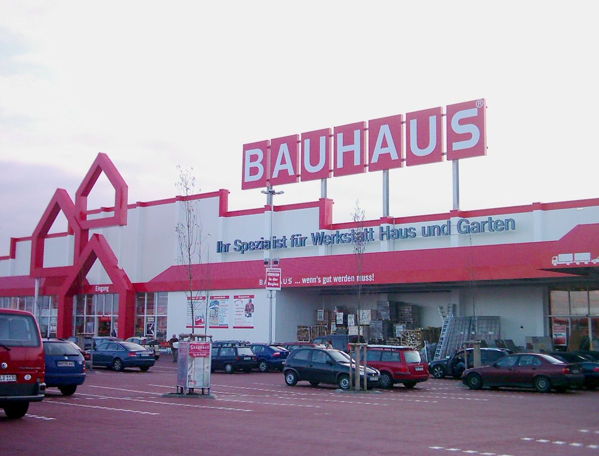 bauhaus bouwmarkt wikipedia. Black Bedroom Furniture Sets. Home Design Ideas