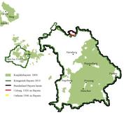 Bayern von 1800 bis heute