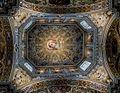 Bazylika Santa Maria Maggiore w Bergamo, sklepienie.jpg