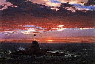 Beacon, off Mount Desert Island