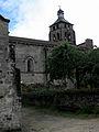 Beaulieu-sur-Dordogne (19) Abbatiale Extérieur 02.JPG