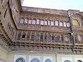 Beautiful design of the Jodhpur Fort,Jodhpur ,Rajasthan.jpg