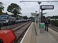 Beckenham Junction tramstop look west.JPG
