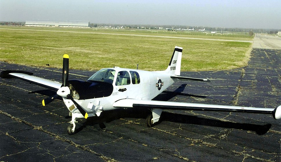 Beech QU-22B USAF