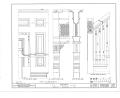 Beehive House, East South Temple Street, Salt Lake City, Salt Lake County, UT HABS UTAH,18-SALCI,1- (sheet 9 of 13).png
