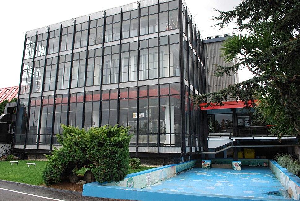 Begano A Coruña fachada coca cola