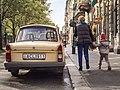 Beige Trabant 1.1 in Budapest.jpg