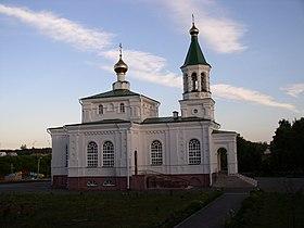 Храм Покрова Пресвятой Богородицы (Свято-Покровская...