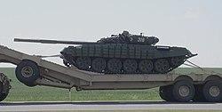 Belarus-Transporting T-72.jpg