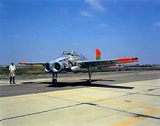 Bell X-14 Experimental vertical take-off and landing (VTOL) jet aircraft