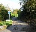 Belle Vue Lane, Upper Cwmbran - geograph.org.uk - 1639509.jpg