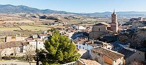 Belmonte - şehir manzarası