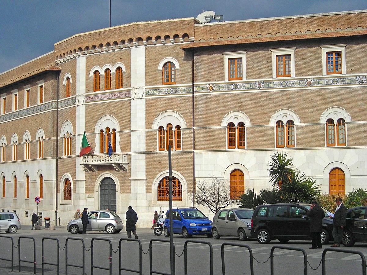 palazzo della camera di commercio benevento wikipedia