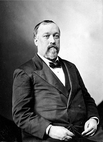 Benjamin Bristow - Image: Benjamin Helm Bristow Brady Handy U.S. Secretary of Treasury